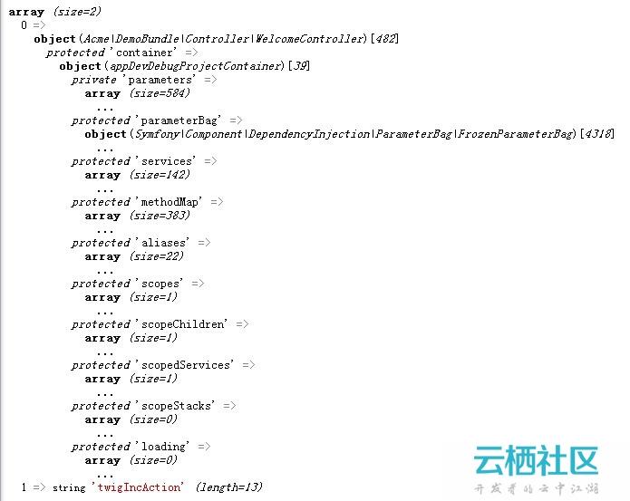 Symfony2源码分析——启动过程2