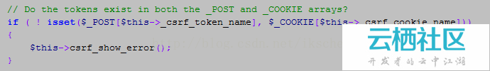 使用codeigniter的输入类